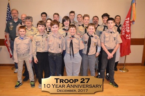 Click to find out more about Boy Scout Troop 27 - Fox Island, WA