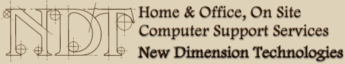 New Dimension Technologies - Gig Harbor Computer Repair Services