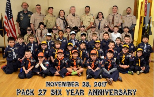 Click to find out more about Cub Scout Pack 27 Fox Island, WA