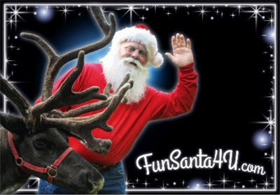 Fun Santa 4 U - Where You Can Hire Santa to Visit Your Seattle Tacoma area Event or Gathering!