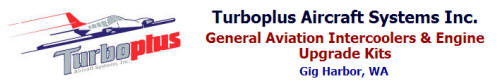 Click to find out more about Turboplus - Intercoolers for Small Aircraft