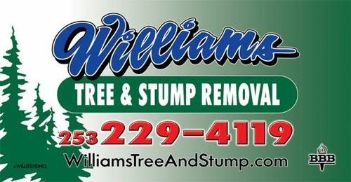 Williams Tree And Stump Removal of Gig Harbor