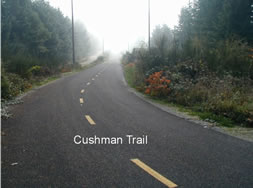 Cushman Powerline Trail